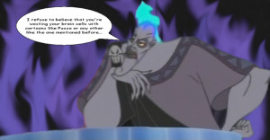 Disney Villains Survivor(for hades lovers)