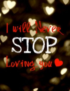 ... quotes/by-jasmine-bussiere/i-will-never-stop-loving-you-because-you