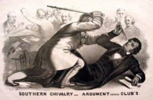 Shameful Event: Preston Brooks's Assault on Charles Sumner