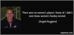 Player Quotes for Women