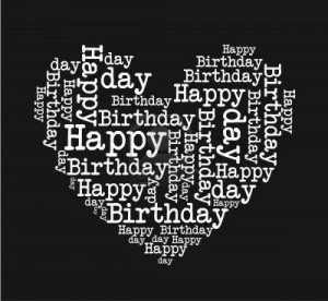 12136541-black-and-white-happy-birthday-heart-isolated-vector ...
