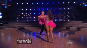 aly raisman dancing with the stars