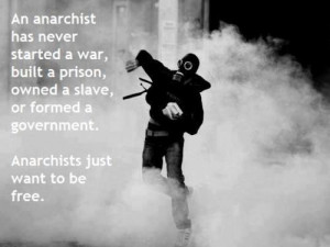 Anarchy (from the ancient Greek ἀναρχία, anarchia, meaning ...