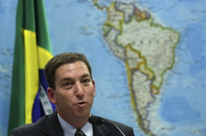 Glenn Greenwald© Reuters