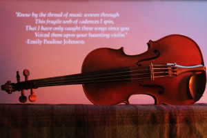 Home » Quotes » Emily Pauline Johnson - Orchestra Quotes Wallpaper
