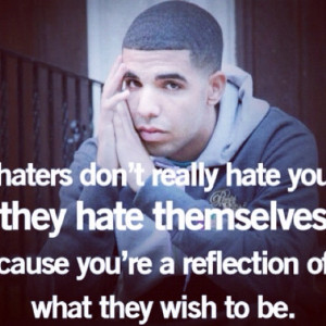Drake Quotes Inspirational. QuotesGram Drake Quotes From Lyrics