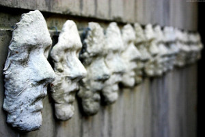Изготовление венецианской маски :