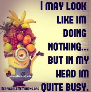... # quite # head # minions # despicableme # quotes read more show less