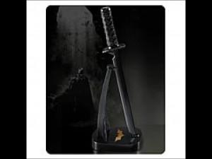 Batman Begins Batman's Ninja Sword Letter Opener with Stand