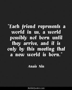 Ode Friendship Great...
