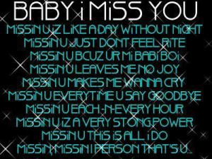 I Miss You Quotes for Him and for Her - QuotesHunter |I Miss You Baby Quotes For Him