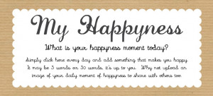 Free GOODies My Happyness Quotes