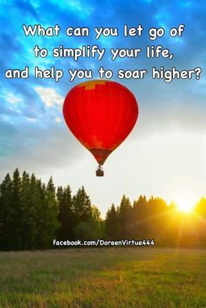 soar high quote Doreen Virtue