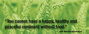 Quotes About Agriculture