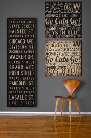 Text Quote City Sign MADE to ORDER - Custom Vintage Style Bus Scroll ...