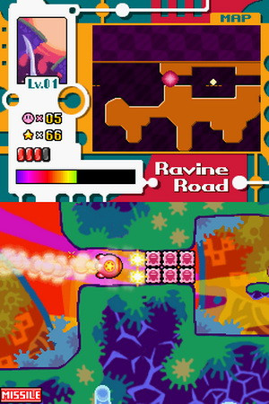 ... Thumbnail / Media File 5 for Kirby - Canvas Curse (U)(Trashman