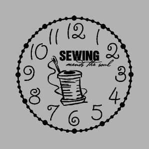 Sew Much Fabric Sewing Mends The Soul Thread and Needle