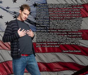 Daniel Tosh Quotes HD Wallpaper 3