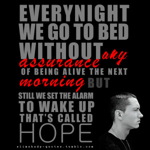 Related Pictures slim shady quotes
