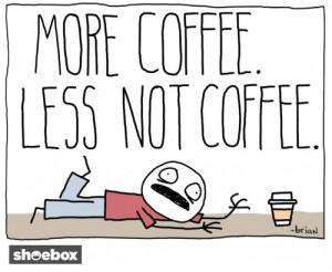 Feeling a little short on coffee ?