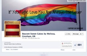 Baker Melissa Klein Who Refused to Make Lesbian Couples Wedding Cake ...