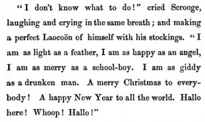 quotes from a christmas carol charles dickens | charles dickens a ...