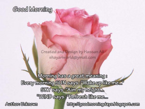 Good Morning Wednesday.. 8 Beautiful Inspiring Quotes for the day
