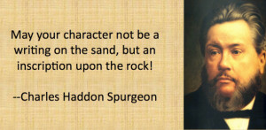 Posted on July 13, 2014 In Quotes Charles Spurgeon