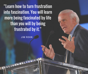 ... idea long enough, it will eventually fall on good people. Jim Rohn
