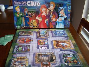 Clue Game Board Printable