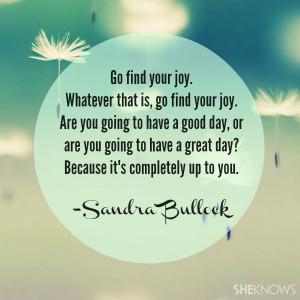 Sandra Bullock shares life advice at surprise graduation speech