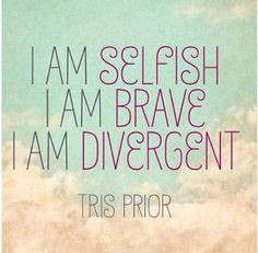 quote from divergent more bookworm corner divergent series divergent ...