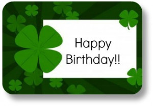 Irish Birthday Blessings: Give Your Next Birthday Toast that ...