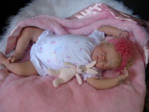 Making Babies Reborn Doll...
