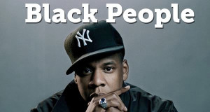 Black people banner