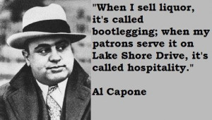 These Are Six Of the Most Famous Quotes Ever Said BY Al Capone