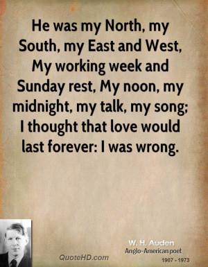 Auden Quotes | QuoteHD