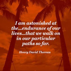 Quotes Endurance Astonished Henry David Thoreau 480x480jpg