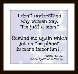 12 comments to This is why I'm a mom! {funny quotes}