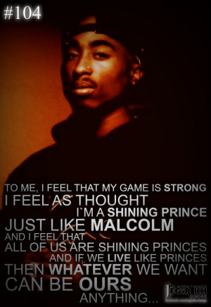 2pac Quotes & Sayings (JEGiR KH Design) | via Tumblr