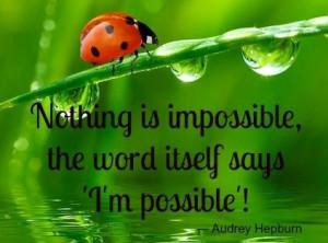 Quote By Audrey Hepburn