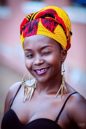 anne kansiime beautiful talented award winning comedienne actress ...