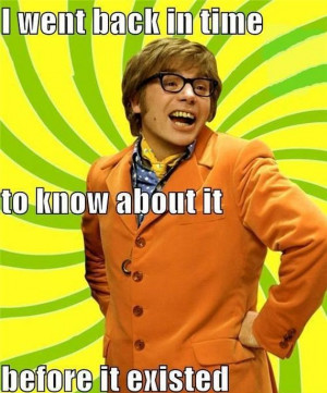 Austin Powers Funny Memes
