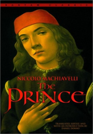 Niccolò Machiavelli, The Prince