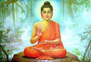 Click on Buddha to Get Today's Words of Wisdom