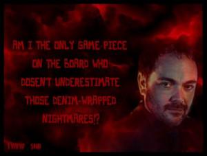Supernatural | Crowley quote