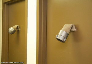 Fire Department Bathrooms | Funny Pictures and Quotes