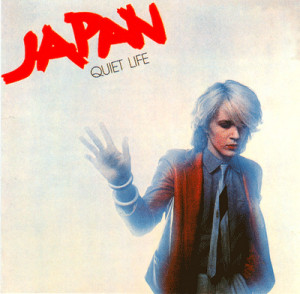 David Sylvian & Japan - I had such the hots for him!