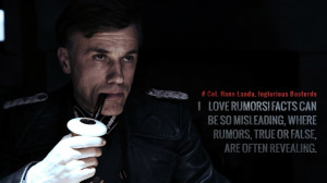 movies quotes inglorious basterds hans landa 1920x1080 wallpaper Movie ...