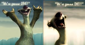 Displaying 14> Images For - Sid Ice Age Smiling...
